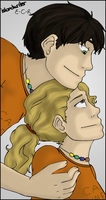 Percabeth - Here With You by IslandWriter