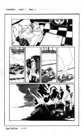 Fastback issue 1 page 2 inks by zane-degaine