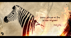 Every stripe... by Galler-y