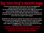 stop inline linking by fraterchaos