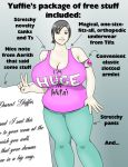 Yuffie Gains Weight-24 by Hisano-x