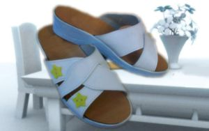 Namine's Shoes Complete by Fiftyshadesofkay