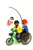 Z.A.P. 2 Day 1 The Fisherman and His Ride by zombiemonkie