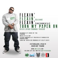 CITY: FLEXIN' [Back Cover] by YoungC