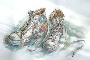 Converse study by Crystal-Haze