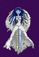The Corpse Bride by Tippy-The-Bunny
