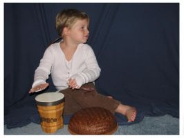 Drummer Boy 4 by Polly-Stock