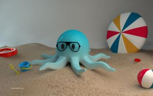 Octopus Style by hotamr