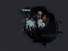 Grimm WP Renard/Nick by britgov