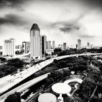 Singapore Skyline II by xMEGALOPOLISx