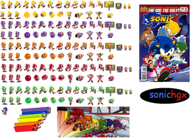 sonic sprites the one the only by sonicnews