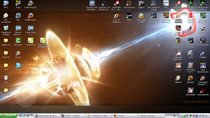 New ToTo Desktop XD by ToTo088