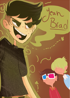 YEAH-BRAD by cam070