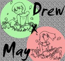 DrewxMay by mizu44contestshipper