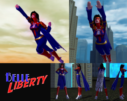Belle Liberty - Reference by Kant-Lavar