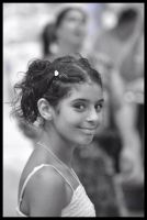 smiling girl 2 by veriotis