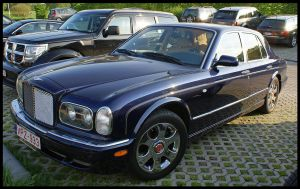 Bentley Arnage T by C0LL1