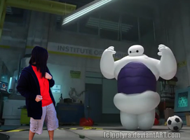 Big Hero 6 Cosplay 3 by PPLyra