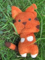Eco-friendly, Tabby Tom Cat - SOLD by mypetmoon