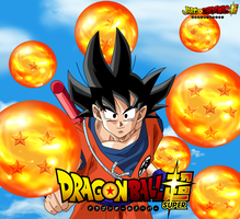 Son Goku 1 DBS ending 7 super dragon ball by jaredsongohan