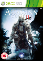Assassin's Creed III Box Art by JSWoodhams