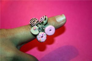 Donut Ring by Fenice2708