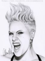 P!nk - Try by aleexart