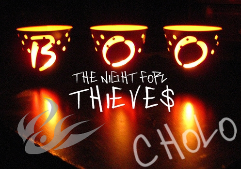 The Night For Thieves - Cholo by SephirothThePure