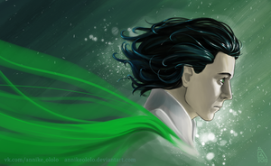Loki... by AnnikeAndrews