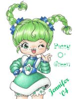 Patty O Green by chibi-jen-hen