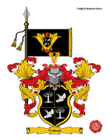 Volturi Coat of Arms by Lord-Giampietro