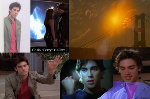 """Chris """"Perry"""" Halliwell by DuoLoverRed"""