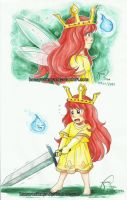 Child of Light by HazuraSinner
