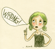 wrong by gurliebot
