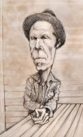 tom waits by gabrio76