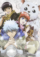 Artwork Gintama 02 by GalaxieSTUDIOS