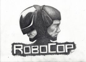 RoboCop by LilliM00