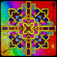 Soul Art Color Therapy One by jaynedarcy