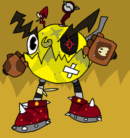 The Mech That Should've Been Used Instead by duskool