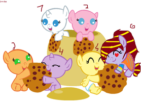(collab closed c:) Cookies! by 12lovelycuteness