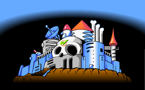 Wily Castle Fortress by Doctor-G