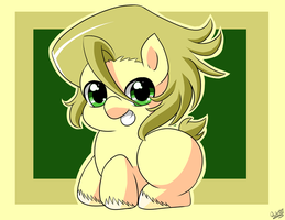 Chibi Brodeo by quila111