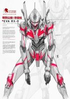 Eva RX-0 by johnsonting
