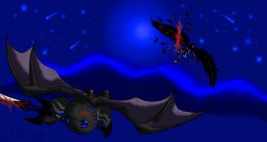 Contest Entry - Night Hunt by UltimateGalaxia