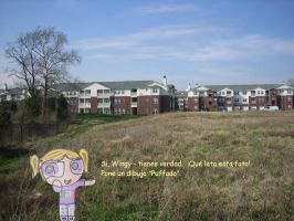 My Apartment Complex, Revisit by WingDiamond