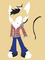 Introducing Foxy the Fennec Fox by ExtinguishedFire12