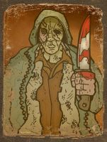 Michael Myers H2 by Hartter