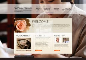 spa body makeover by ijographicz