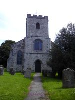 sutton valence church by frogslave69