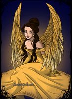 Belle Fairy by A1r2i3e4l5